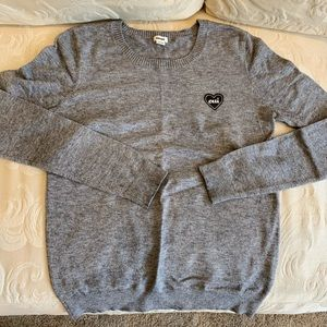 Garage, Light weight, super soft, crew sweater